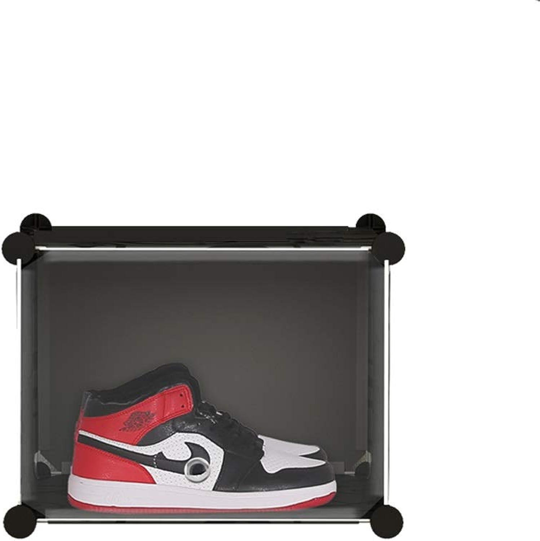 a precios asequibles Caja de zapatos Caja de de de Almacenamiento Transparente Gabinete de Zapatos Caja de Almacenamiento de PP Material de projoección del Medio Ambiente Anti-oxidación, 44  34  32 cm, un Total  punto de venta