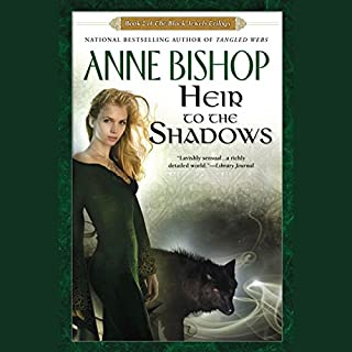 Heir to the Shadows cover art