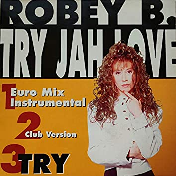 Try Jah Love (Euro Mix,Instrumental ,Club Version ,Try 1995)