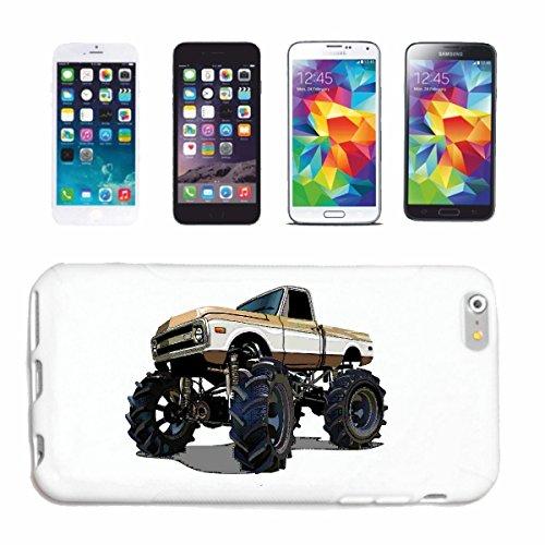 Hoes voor mobiele telefoon compatibel voor Samsung Galaxy S7 Edge Off Road 4X4 Monster Truck 4×4 SUV's Buggy Autocross STOCKCAR hardcase beschermhoes mobiele telefoon