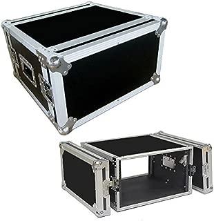 8 Space 8u 16 Inche Deep Heavy Duty 3/8 Ply ATA Amp Rack Case - Sale Price