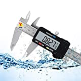 Digital Vernier Caliper WIth Display, Get Precision Fractional Measurements In Inch