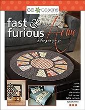 G.E. Designs Fast and Furious Home - Softcover Quilt As You Go Book