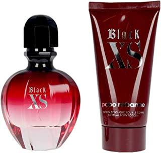 Paco Rabanne Black Xs For Her Lote 2 Pz 100 g