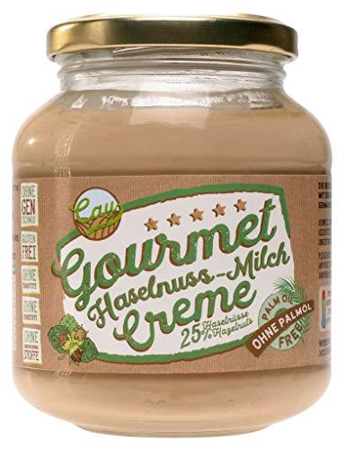 Cay - Gourmet Haselnuss-Milch-Creme Aufstrich - 330g