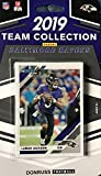 Baltimore Ravens 2019 Donruss Factory Sealed 10 Card Team Set with Lamar Jackson
