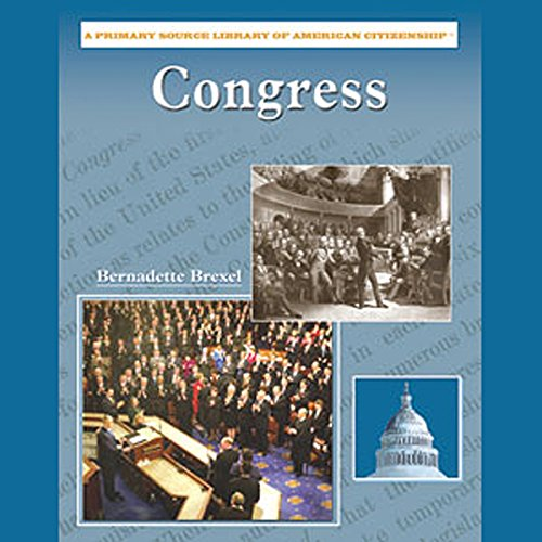 Congress audiobook cover art