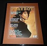 Playboy Magazine June 1990 Framed 11x14 Cover Display Renee Tenison