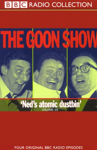 The Goon Show, Volume 19 cover art
