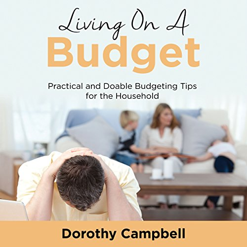 Living on a Budget audiobook cover art