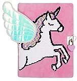 unicornio reversible peluche