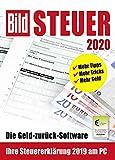 BILD Steuer 2020, Geld-zurück-Software für die Steuererklärung 2019, einfache Steuersoftware, Download für Windows 10 & 8