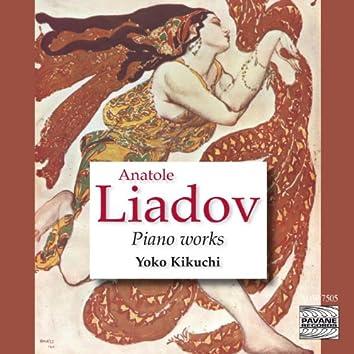 Liadov: Piano Works
