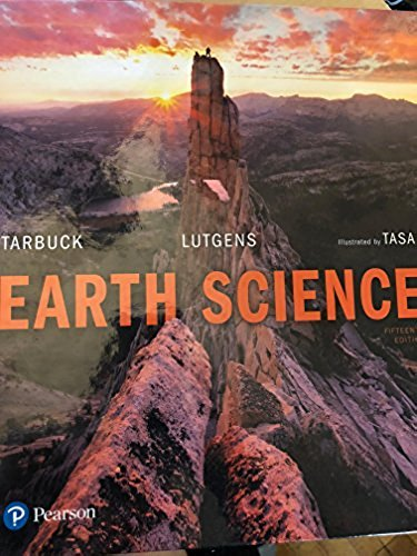 Compare Textbook Prices for Earth Science Nasta Edition  ISBN 9780134656816 by
