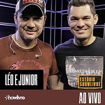 Leo & Junior no Estúdio Showlivre (Ao Vivo)