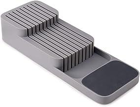 Joseph Joseph DrawerStore Compact Knife Organiser- Grey