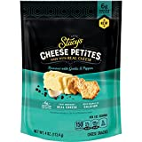Stacy's Cheese Petites, Romano & Pepper, 4 Ounce Bag