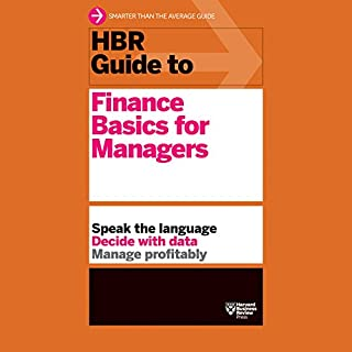 HBR Guide to Finance Basics for Managers cover art