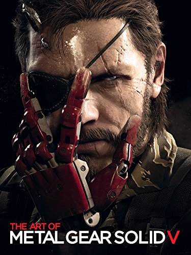 The Art of Metal Gear Solid V (English Edition)