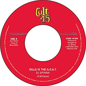 Cult 45 # 2 : Dilla is the G.O.A.T. / Planets Collide