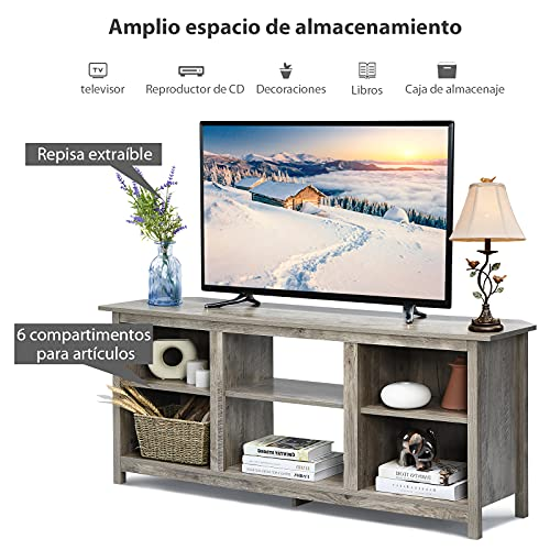 COSTWAY Mesas para TV