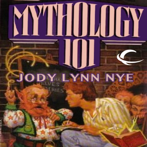 Mythology 101 audiobook cover art