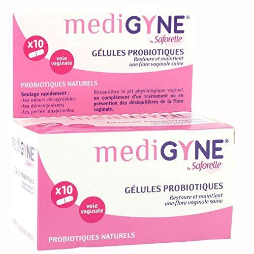 Medigyne Probiotic Capsules 10 Capsules