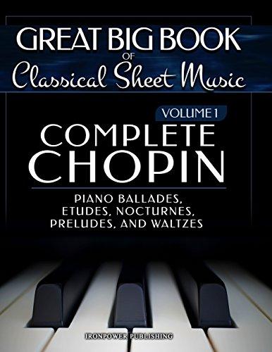 Complete Chopin Vol 1: Piano Ballades,...