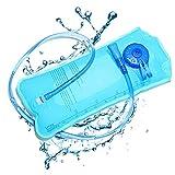 Bolsa de Agua Portátil de 2 litros Vejiga de Hidratación Mochila Hidratación sin BPA Bolsa Agua...