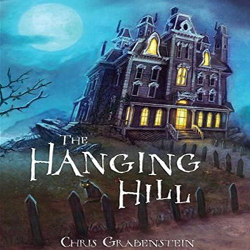 The Hanging Hill audiobook cover art