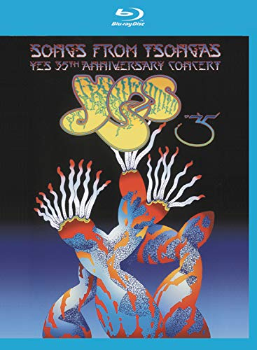 Songs From Tsongas [Francia] [Blu-ray]