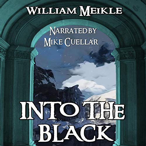 Into the Black  By  cover art