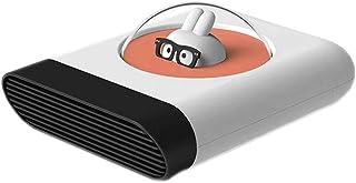 CXSM Spaceship Mini Calefactor Estilo Estilo Calefactor Ventilador Mini Dormitorio Oficina Hogar Calentador de Manos