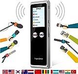 Traducción Instantánea Instant Translator WIFI, con Pantalla Táctil de 2.0 pulgadas | Idioma Intelig...