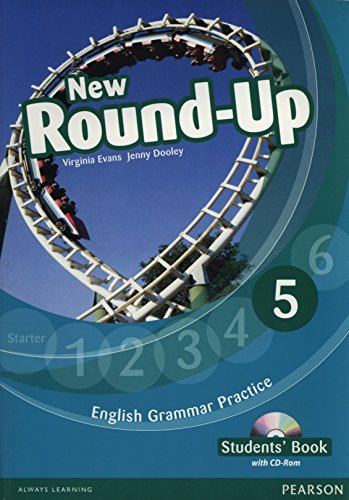 Round Up Level 5 Students' Book/CD-Rom Pack (Round Up Grammar Practice)