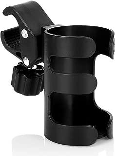 Accmor Stroller Cup Holder, Bike Cup Holder, Universal Cup Holder, 360 Degrees Rotation Drink Holder for Stroller, Walker, Wheelchair, Trolleys,1pack.