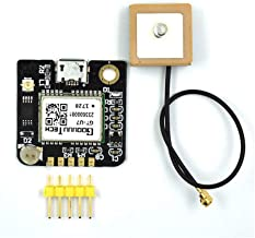 GPS Module Receiver,Navigation Satellite Positioning NEO-6M (Arduino GPS, Drone Microcontroller, GPS Receiver) Compatible with 51 Microcontroller STM32 Arduino UNO R3 with Antenna High Sensitivity