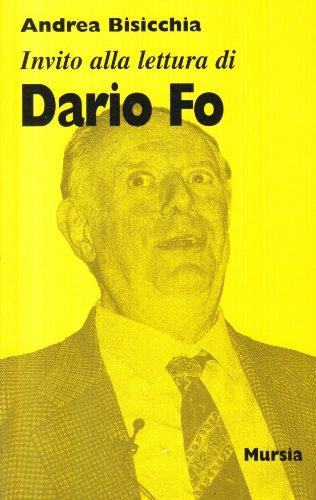 Invito alla lettura di Dario Fo