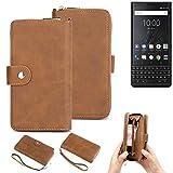 K-S-Trade® 2in1 Handyhülle Für -BlackBerry KEY2