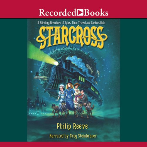 Starcross audiobook cover art