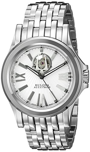 Bulova Men's 63A102 Kirkwood Analog Display Swiss Automatic...