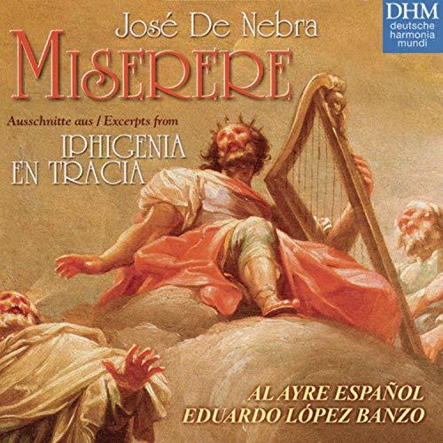Jose de Nebra: Misère