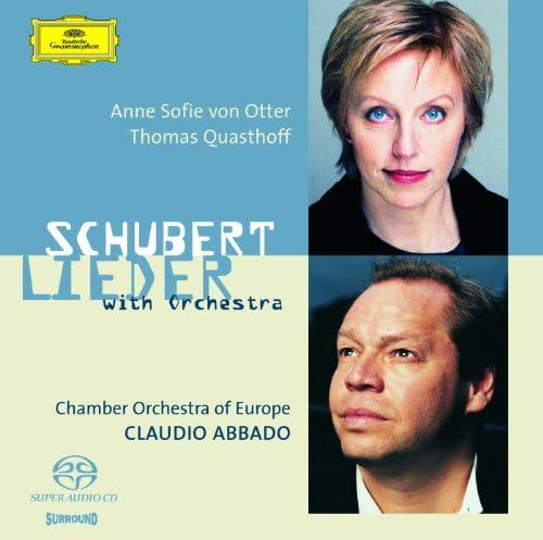Anne Sofie von Otter, Thomas Quasthoff, The Chamber Orchestra Of Europe & Claudio Abbado