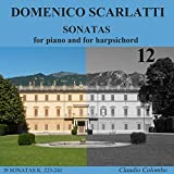 Sonata K. 240 in G Major - Allegro, for piano