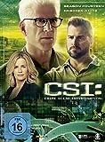 CSI: Crime Scene Investigation - Season 14.1 [3 DVDs] - George Eads