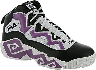 Fila Men MB, Color: Black/White/Chinese Violet (1BM01110-019)