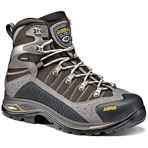 Asolo Drifter EVO GV Waterproof Men's Hiking Boot Brown/Grey/Black Size 10 US