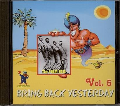 Bring Back Yesterday, Vol. 5