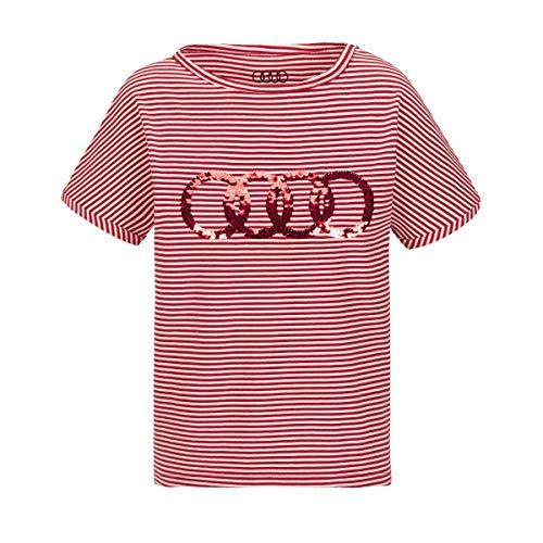 Audi T-Shirt Mädchen (122/128)