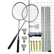 Traditional Garden Games TGG142 Badminton set Garden Game